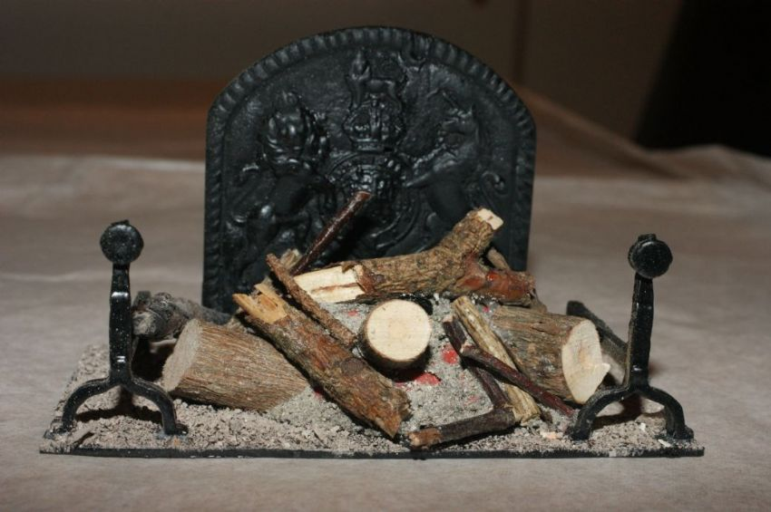 Complete Log & Peat Fires - Medium